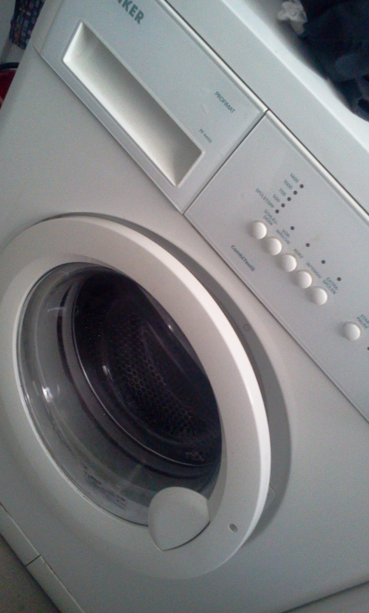 Wäsche vor dem Waschen einweichen