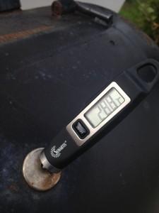 288 Grad und es wird noch heißer...