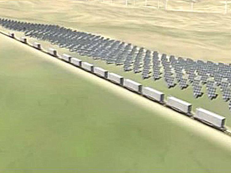 ARES: Kinetische Energie von Zügen als Stromspeicher 1