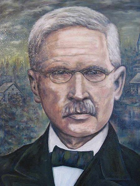 Friedrich Wilhelm Raiffeisen (Bild: Wikimedia - Public Domain)