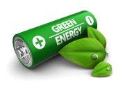 Green-Energy-Batterie