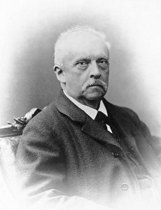 Hermann von Helmholtz - Bild Wikipedia (PD)