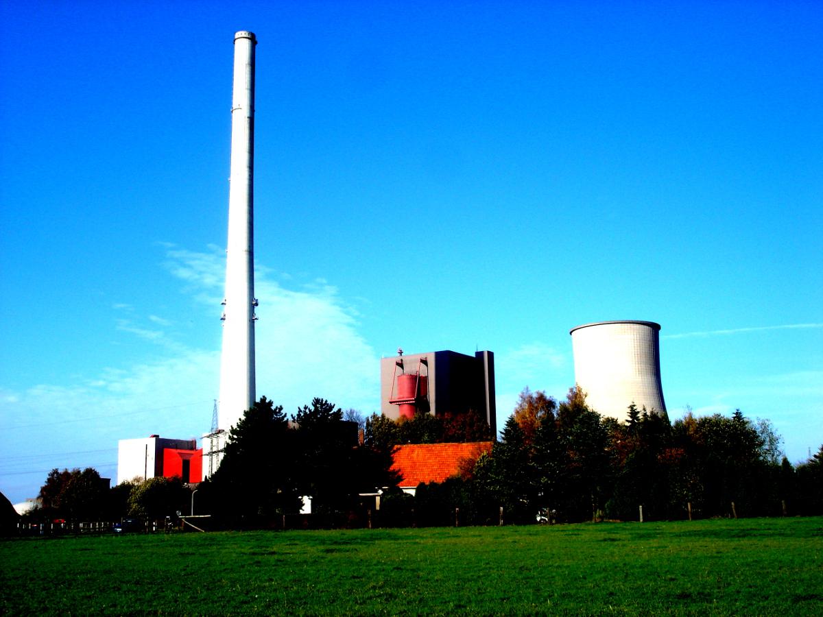 Kraftwerksausfall in Ibbenbüren (Block B) 1