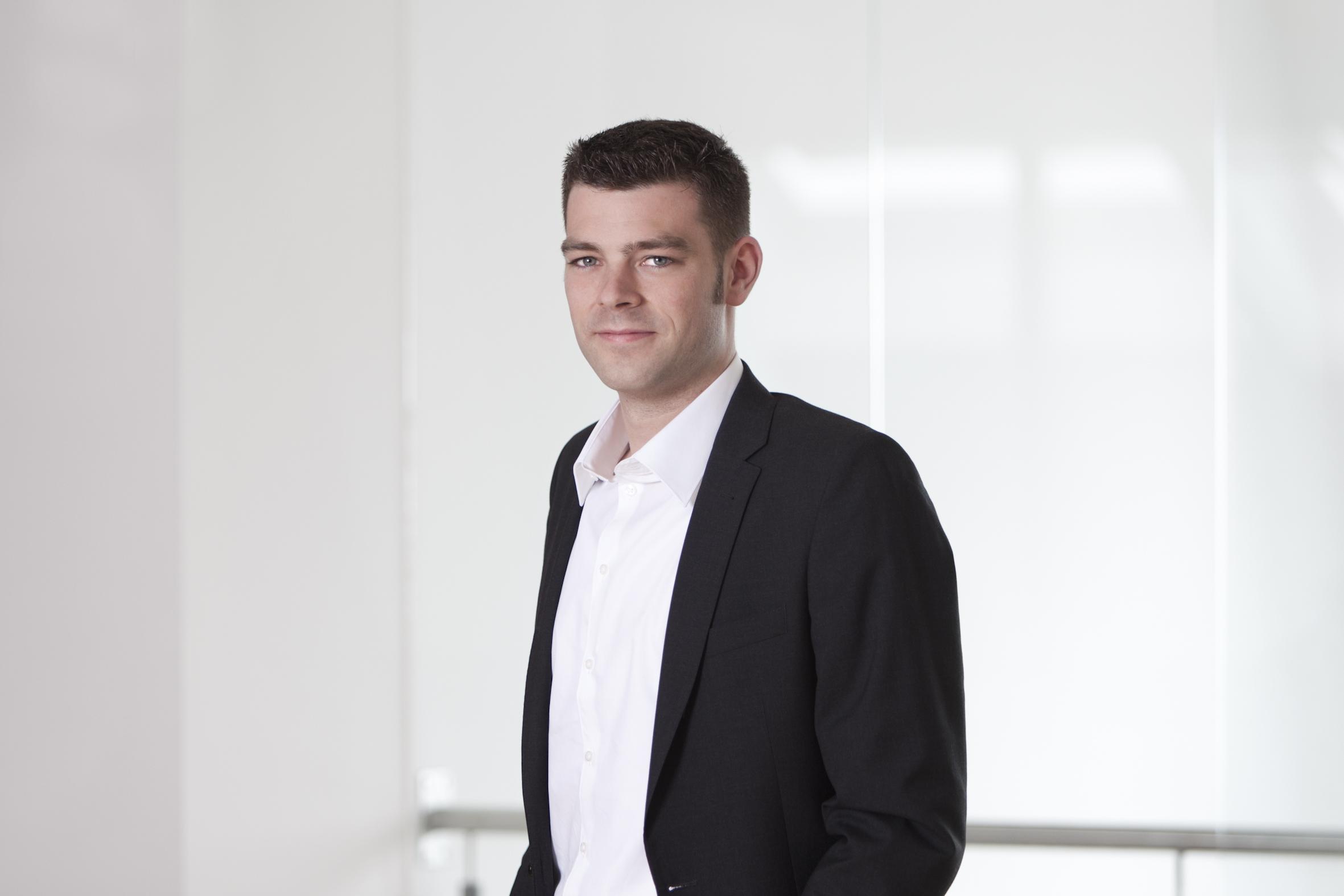 Im Interview: Norman Gentges, stelv. Leiter virtuelles Kraftwerk bei der NEXT-Kraftwerke GmbH
