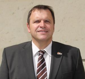 Oberbürgermeister Holaschke (Foto: Stadt Eppingen)