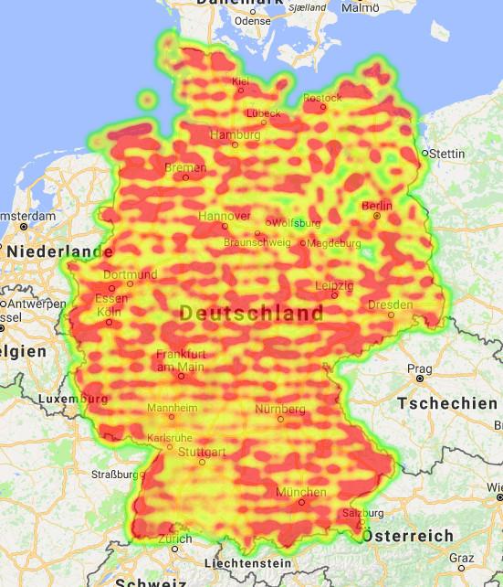 Grundgebühr Strom Deutschland 2018