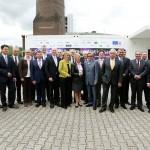 MAINOVA:  Inbetriebnahme der Strom zu Gas Demonstrationsanlage