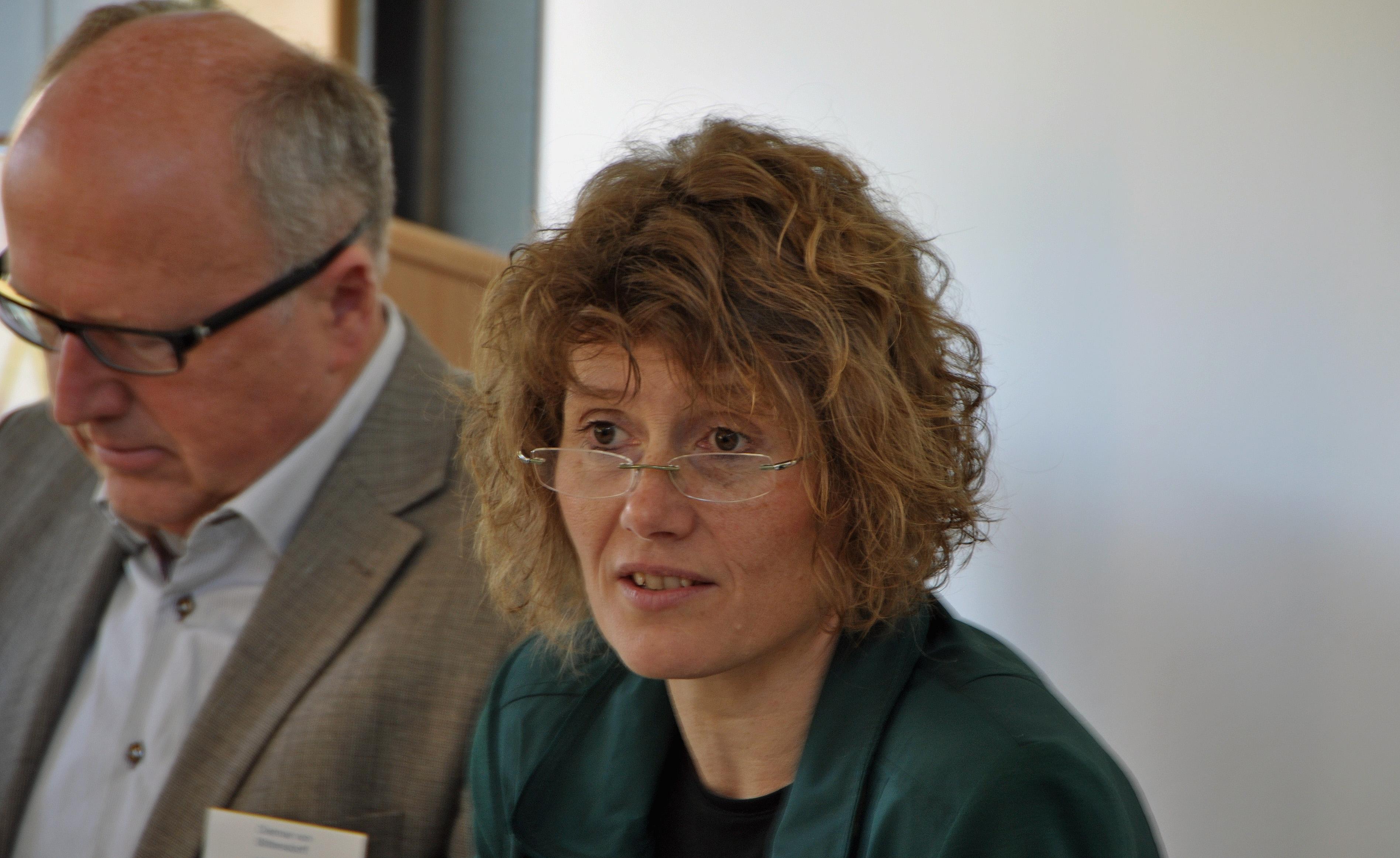 Wirtschaftsministerin Lemke: Bürger sollen Stromnetze übernehmen © Lange / LaNEG e.V