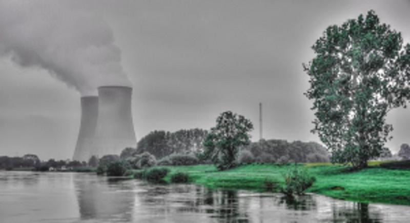 Schwache Bilder der Anti-Atomkraft Demo 1