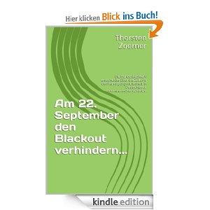 Bundestagswahl: Blackout verhindern - Faktencheck im Ebook