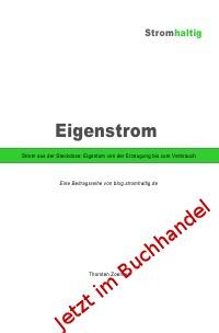 Eigenstrom - Das Buch zum Blog