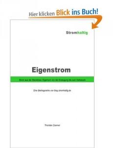 Eigenstrom - Das Buch von Stromhaltig.de