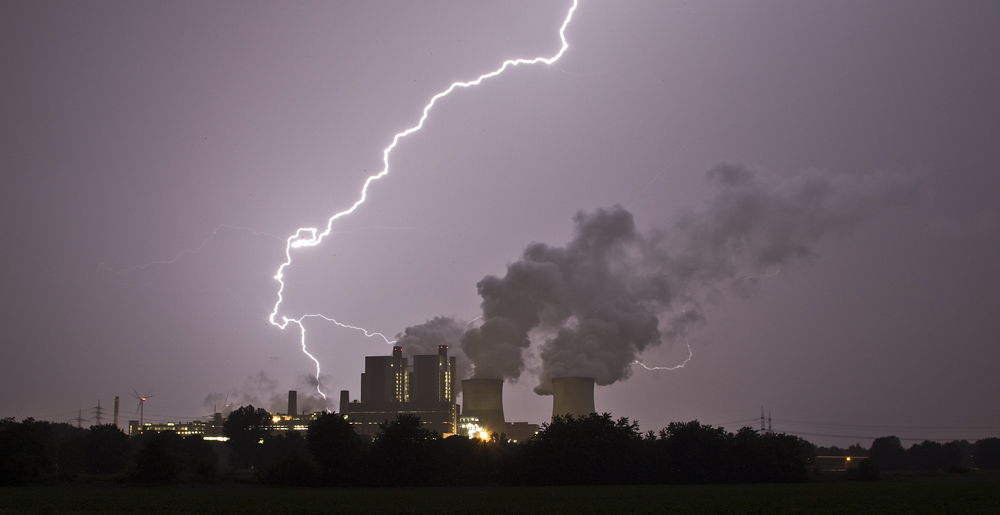 Gewitter im Kohlemeiler 1