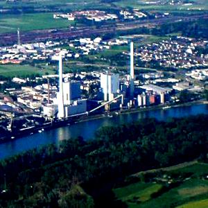 Großkraftwerk Mannheim (GKM)