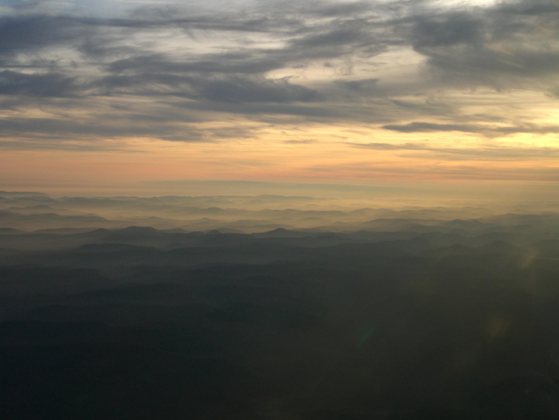 Dunkle Wolken über dem GKM