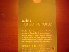 Grüne Entscheidung