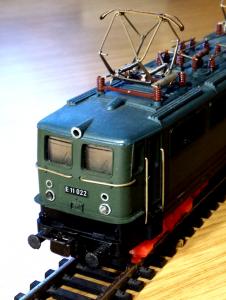 Die H0-E-Lok