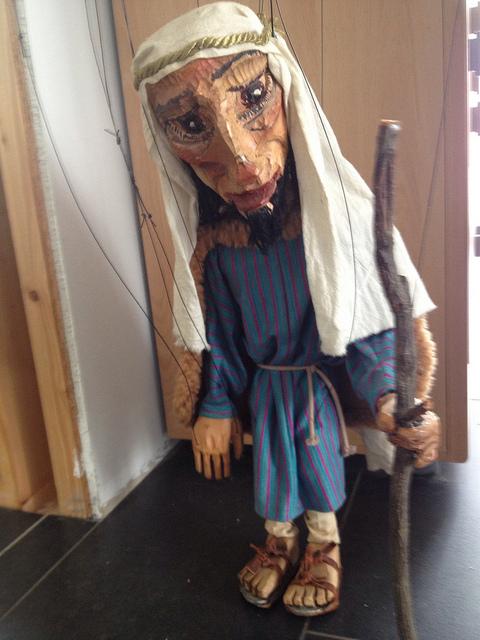 Stromkunde eine Marionette?