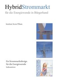 Hybridstrommarkt jetzt vorbestellbar beim Verlag