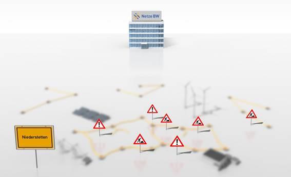 Presse: Netze BW testet das intelligente Verteilnetz von morgen 1