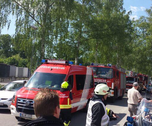 Bekannt aus Rettungsdienst, Feuerwehr und Katastrophenschutz: Entwickelnde Lagen.