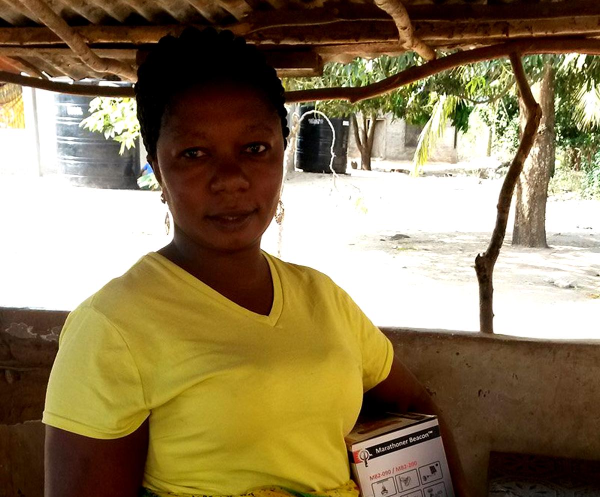 Ein paar Euro für einen Solar-Shop in Tansania 1