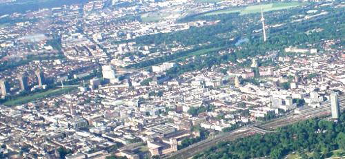 Black-Friday: Stromausfall in Mannheim 1