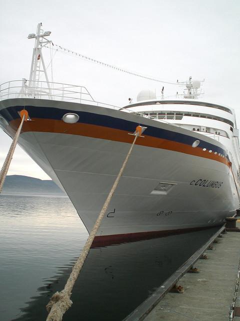 Kreuzfahrtschiffe und andere Grids