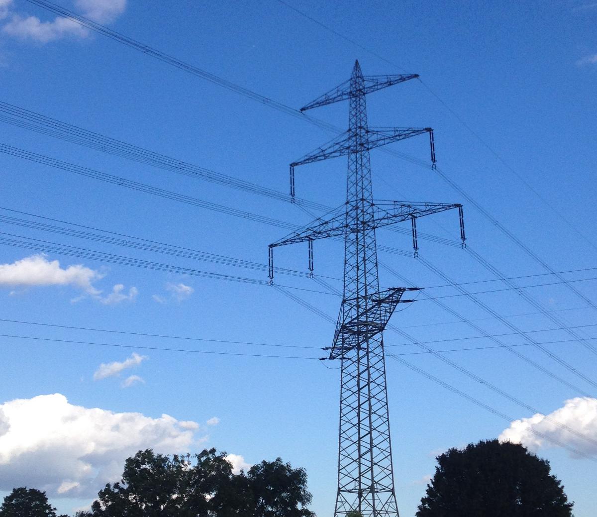 ÜNB: Tennet-Stromnetz und geplanter Ausbau  1
