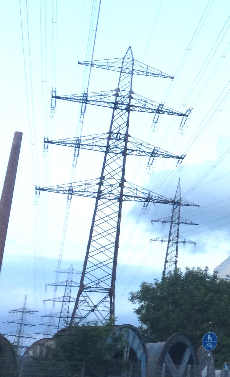Verdrängungen bei der Stromerzeugung - Sommer 2015 1