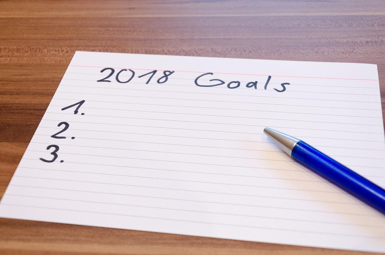 Stromhaltig - Ziele 2018 1