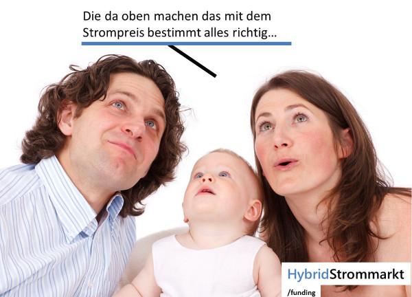 Hybridstrommarkt via Stromkonto 5