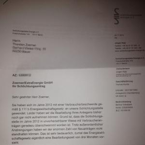 schlichtungsstelle_energie_ev_brief