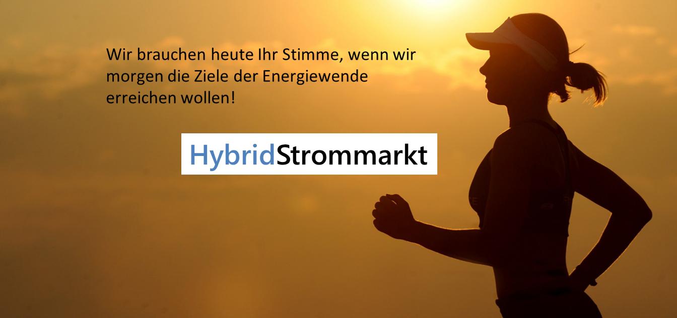 Endspurt zum Hybridstrommarkt 3