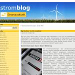 Stromblog von Stromauskunft