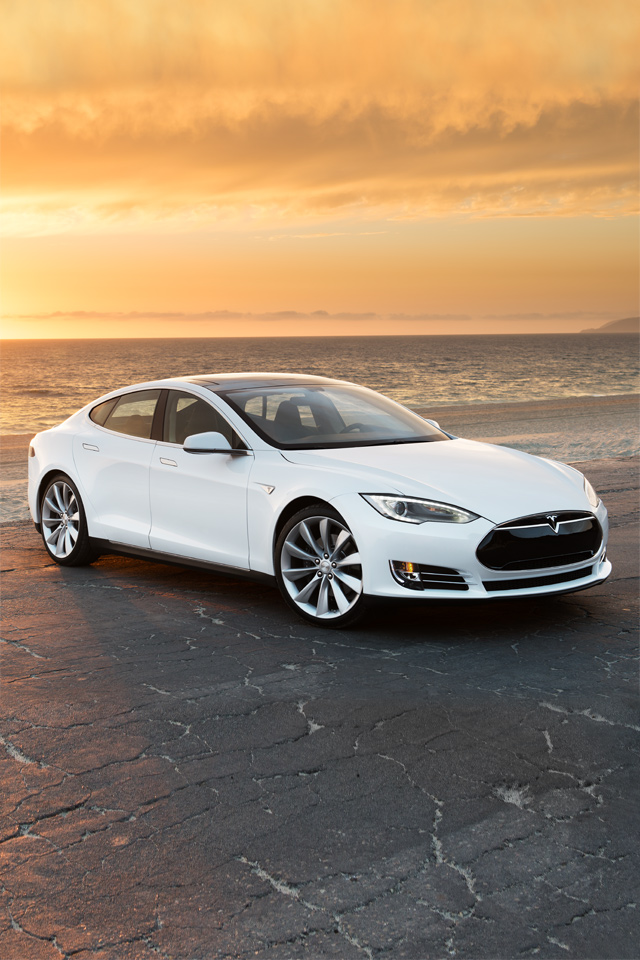 Tesla Model S (Bild: Tesla Motors)
