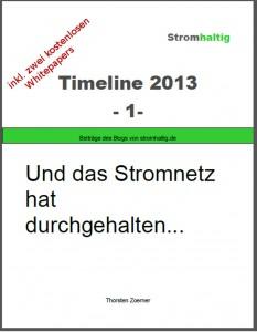 Timeline 2013-1 Cover
