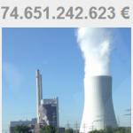 Mehr als 74 Mrd. € verloren...