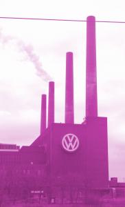 VW Werk in Wolfsburg